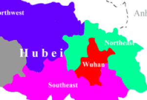 Wohan city of Hubei Province-China