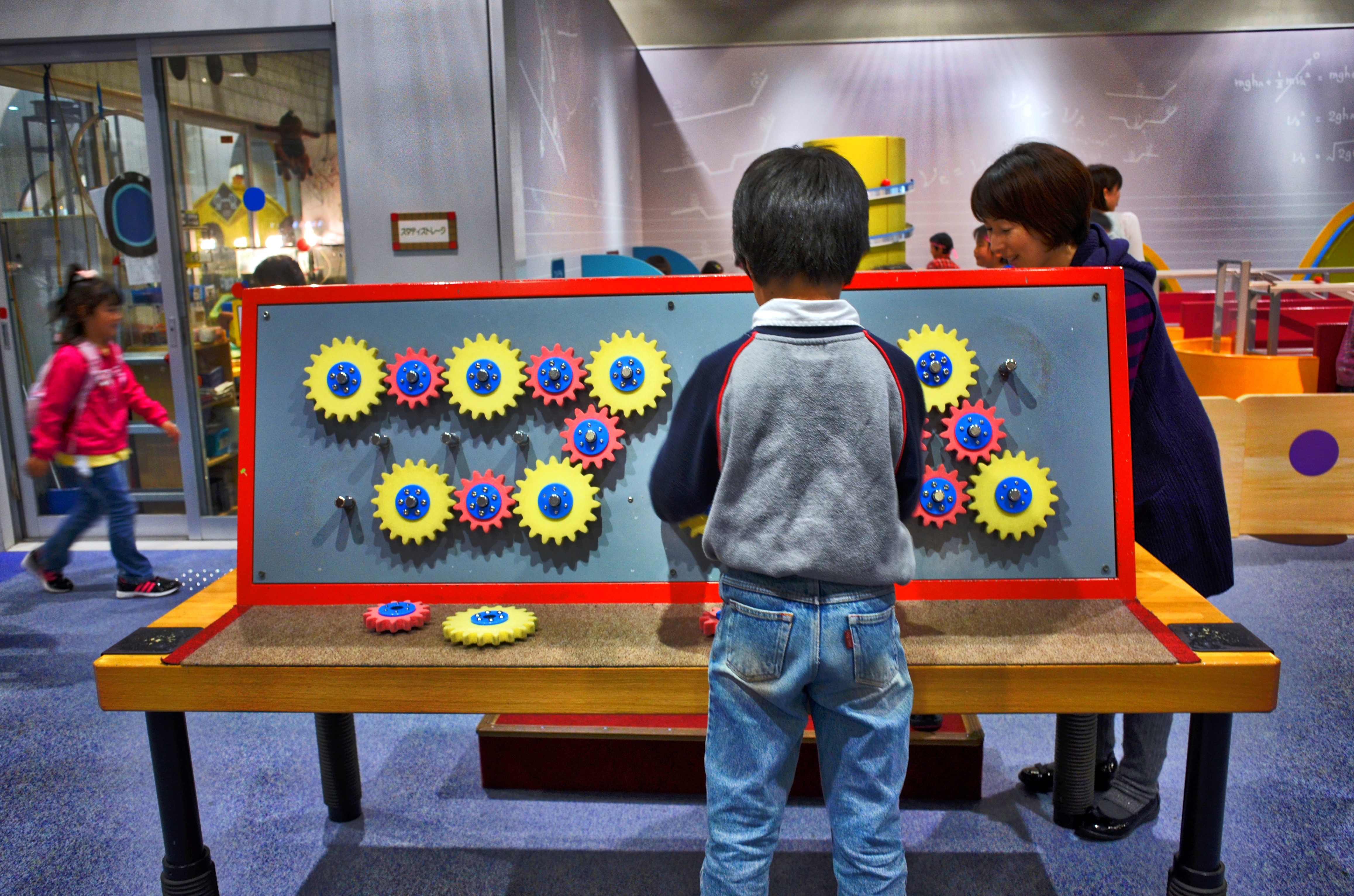 Creative Approach Brings Science To Life In Osaka