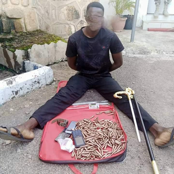 Operation Safe Haven Intercepts Ammunition In Jos