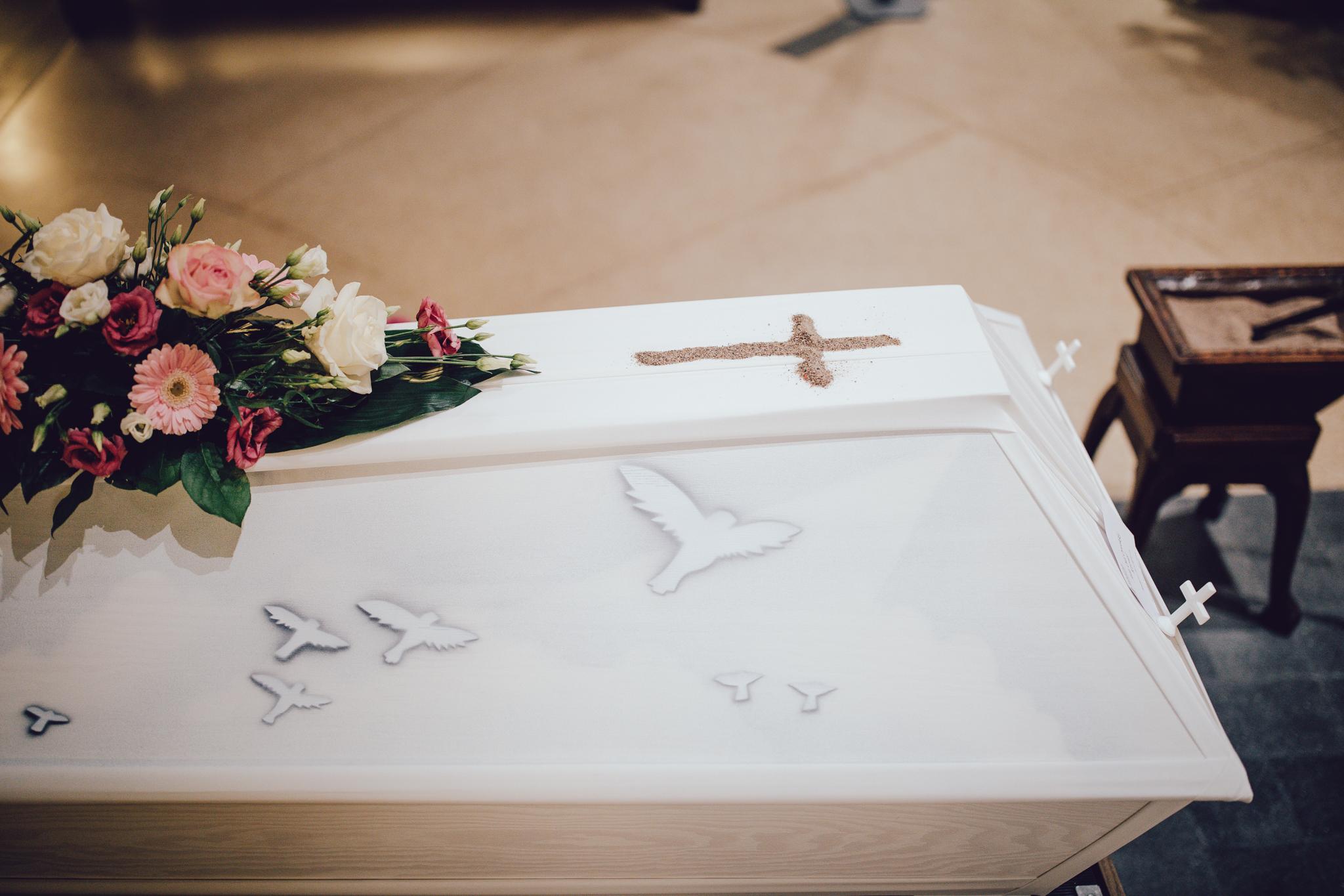 Hautajaiskuvaus