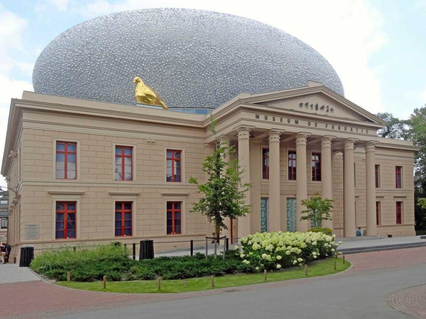 Museum de Fundatie in Zwolle / Foto: Wikimedia Commons, By Gouwenaar - Own work, CC0 (geen wijzigingen)