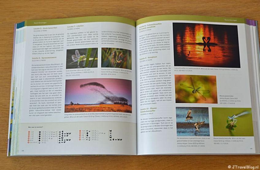 Ae's Woudbloem in het boek 'De mooiste fotolocaties van Noord-Nederland'