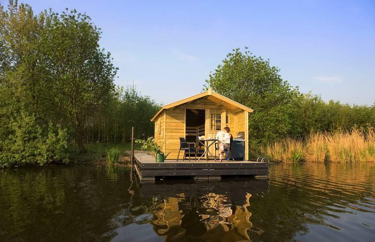 Blokhut in De Heen/Noord-Brabant via Natuurhuisje.nl