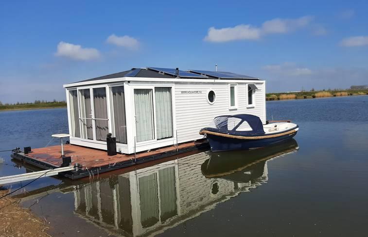 Boot in Werkendam/Noord-Brabant via Natuurhuisje.nl