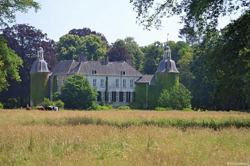Landgoed Hackfort in juni 2018.