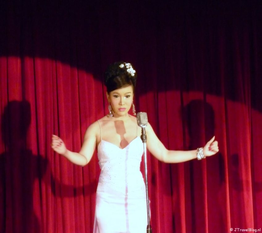Het Calypso Cabaret in Bangkok