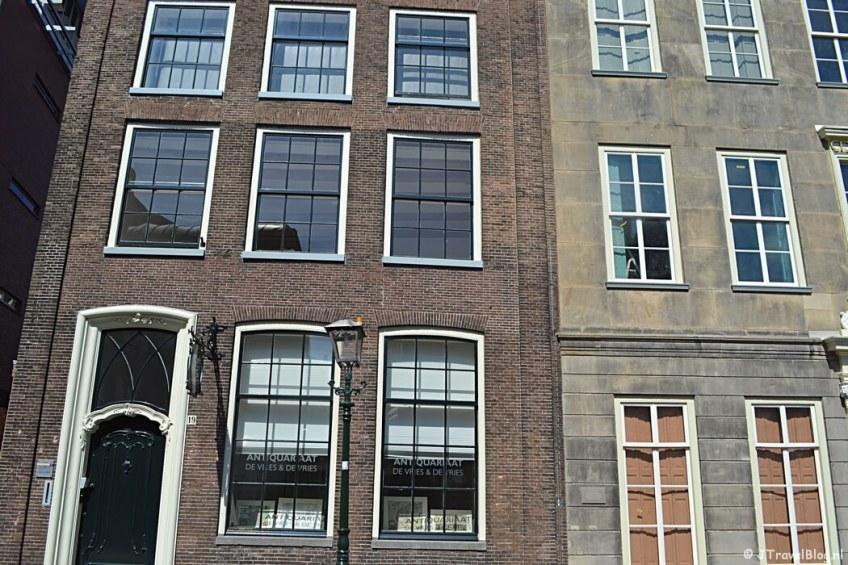 Club Corrie ten Boom tijdens de Vrijheidswandeling in Haarlem