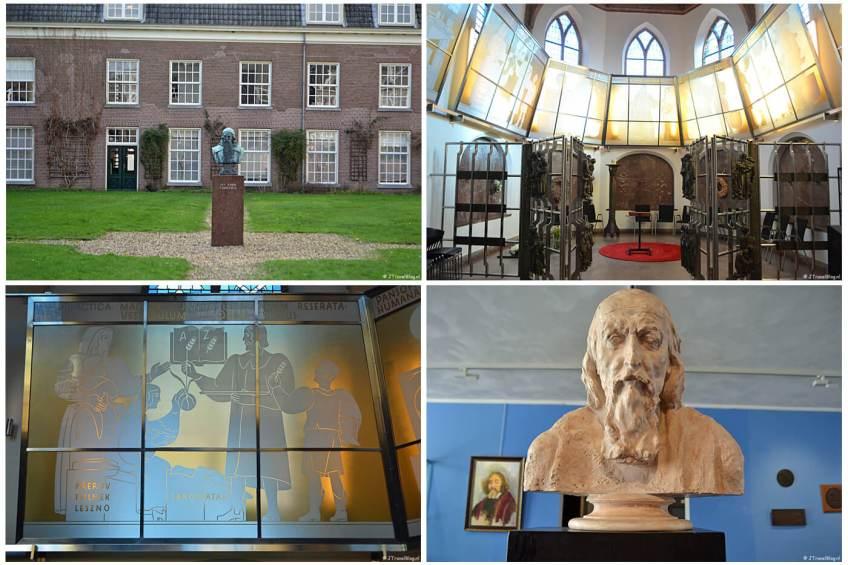 Comenius Museum in Naarden