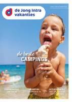 Gratis de Camping reisgids bestellen bij De Jong Intra