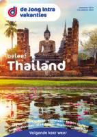 Gratis de Thailand reisgids bestellen bij De Jong Intra Vakanties