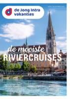 Gratis de Riviercruises reisgids bestellen bij De Jong Intra Vakanties