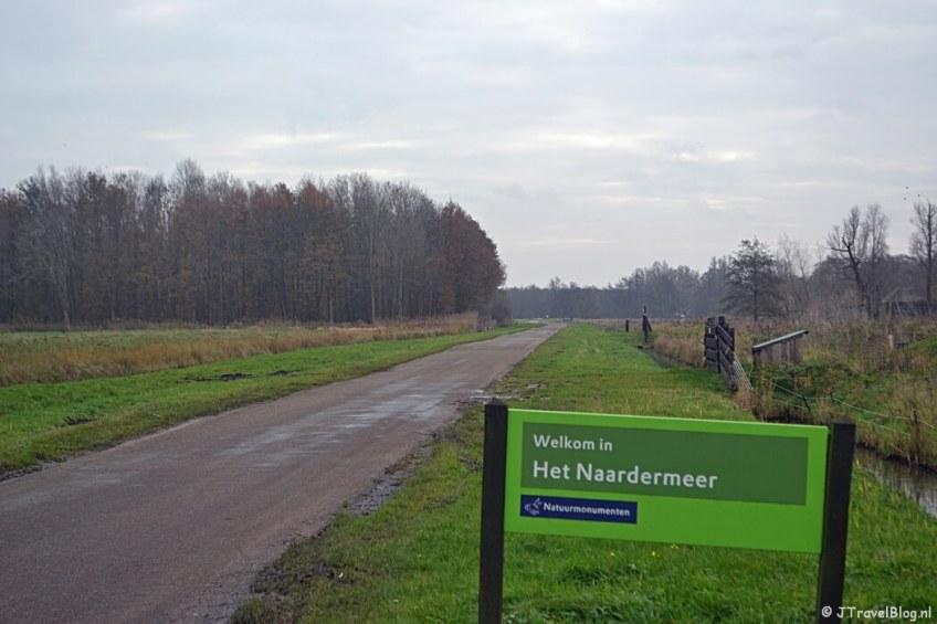 De Meerkade tijdens de 4e etappe van het Westerborkpad