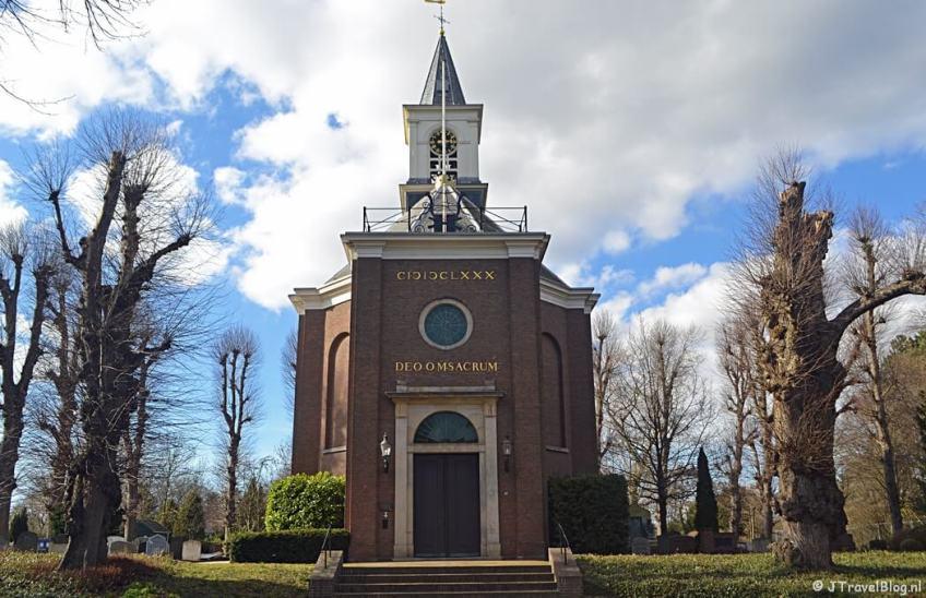 De kerk van Bennebroek