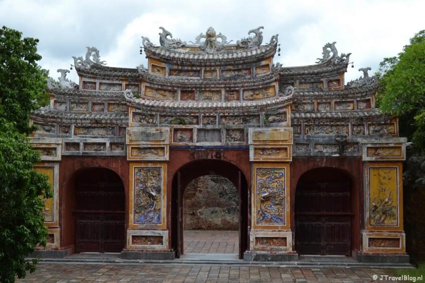 De steden is een van de redenen om naar Vietnam te gaan