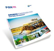 Gratis de groepsreizen reisgids bestellen bij Fox Verre Reizen