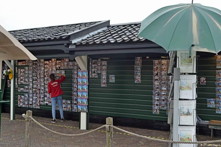 Fotografie op de Schans op de Zaanse Schans