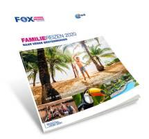 Gratis de familiereizen reisgids bestellen bij Fox Verre Reizen