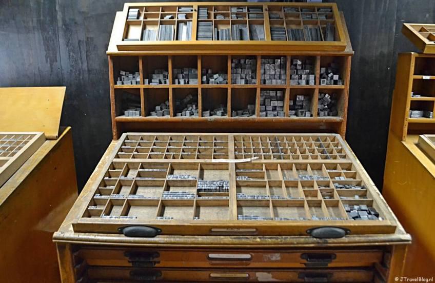 GRID Grafisch Museum Groningen in Groningen