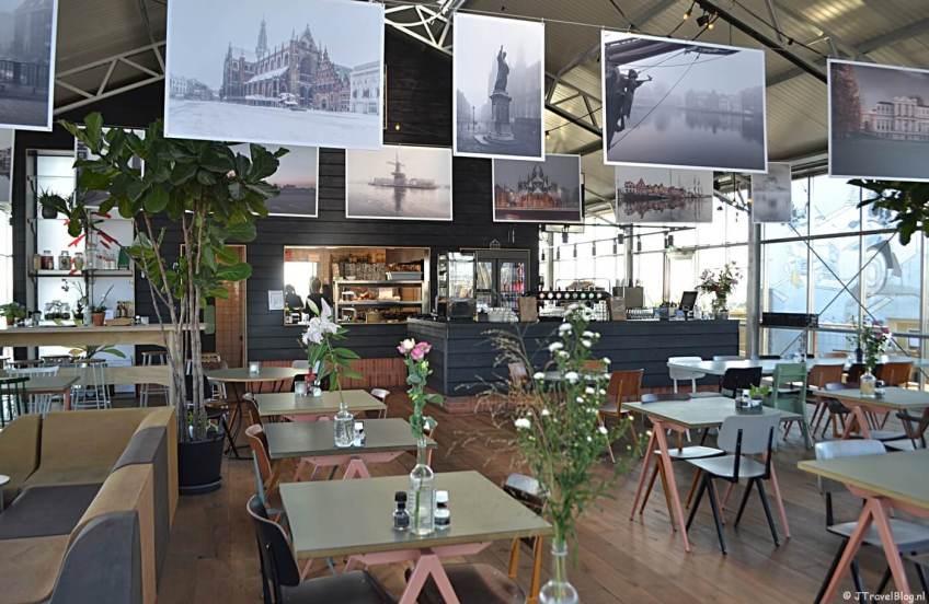 De inrichting van DeDAKKAS in Haarlem