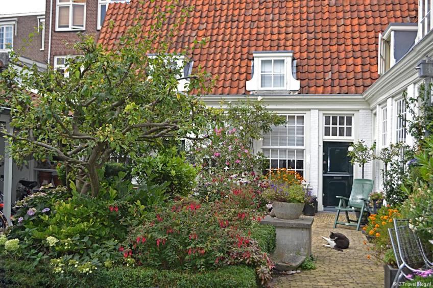 Het Hofje van Guurtje de Waal in Haarlem