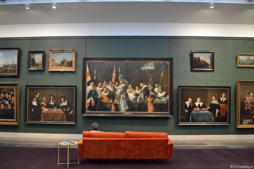 Tip om te doen tijdens deze coronacrisis: bezoek online een museum zoals het Frans Hals Museum in Haarlem