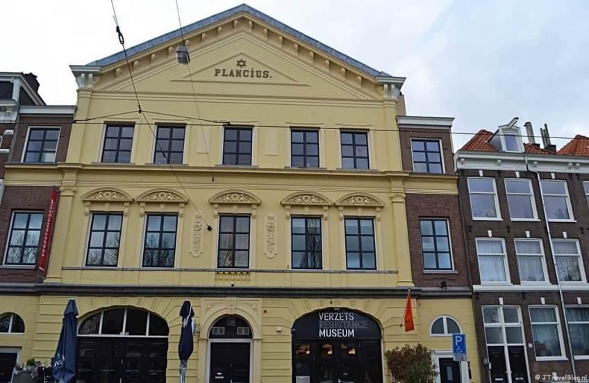 Het Verzetsmuseum in Amsterdam