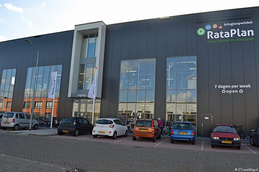 Kringloopwinkel RataPlan in Hoofddorp