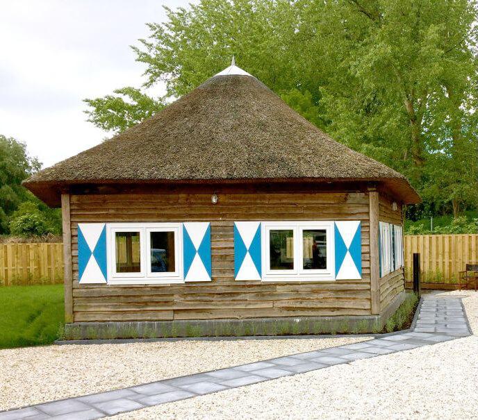 Hooibarg in Bergschenhoek/Zuid-Holland via Natuurhuisje.nl