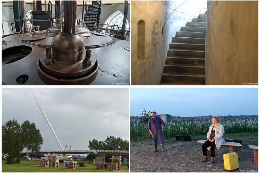 September 2021: Instameet Ode aan het Landschap Noord-Holland in de Haarlemmermeer met het Cruquius Museum, Fort van Hoofddorp, Landgoed Kleine Vennep in Nieuw-Vennep en theatervoorstelling Kiem