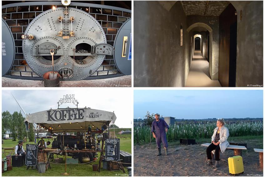 Instameet Ode aan het Landschap Noord-Holland in de Haarlemmermeer met het Cruquius Museum in Cruquius, Fort van Hoofddorp en Landgoed Klein Vennep in Nieuw-Vennep met de theatervoorstelling Kiem