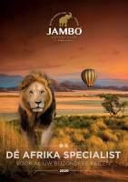Gratis reisgids bestellen bij Jambo Safari Club