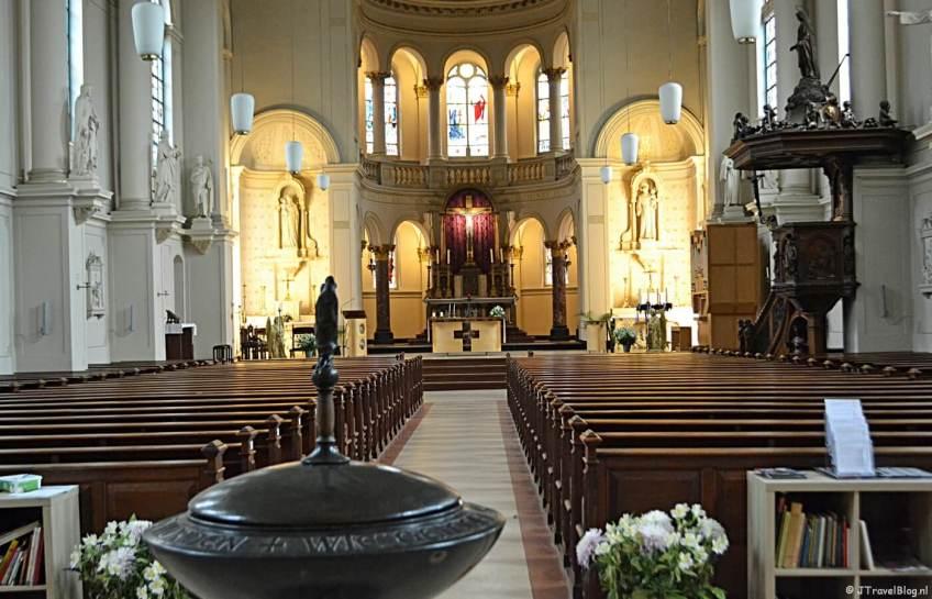 De Hartebrugkerk in Leiden