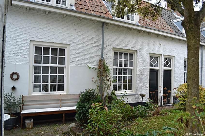 Het Pieter Gerritz. van der Speckhofje in Leiden