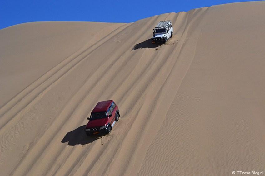 De Living desert tour in de Namib woestijn