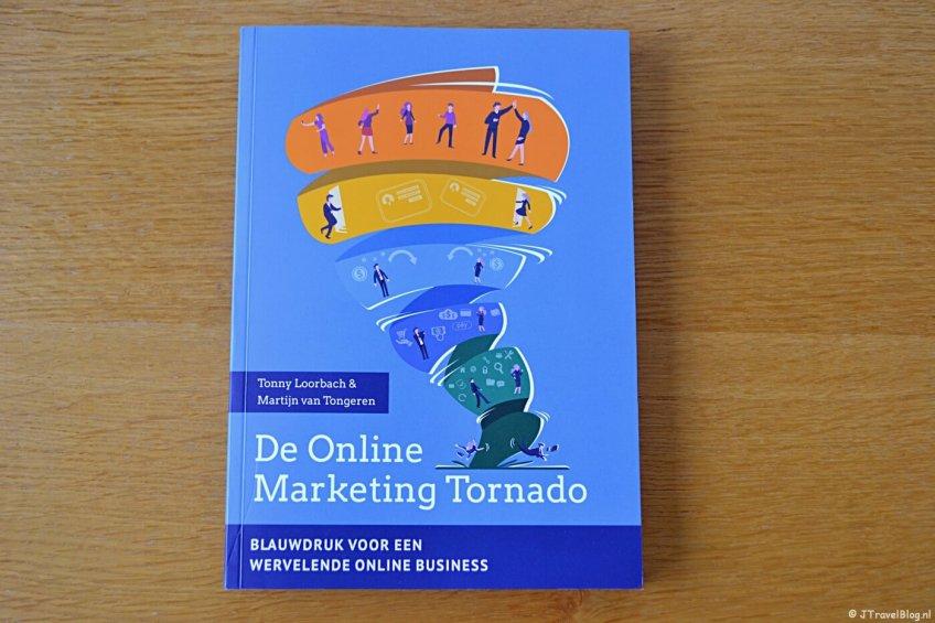 Het boek De Online Marketing Tornado van IMU.nl
