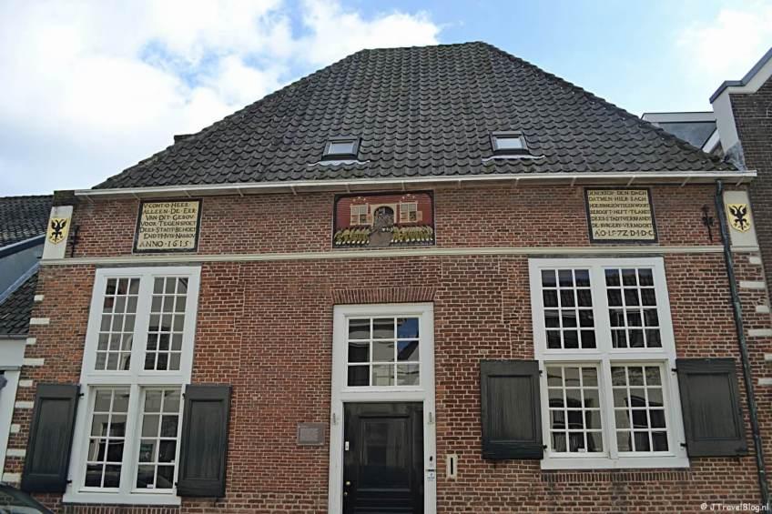 Het Weegschaal Museum / Spaanse Huis in Naarden