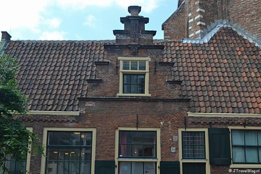 Het Noord-Hollands archief tijdens de Vrijheidswandeling in Haarlem