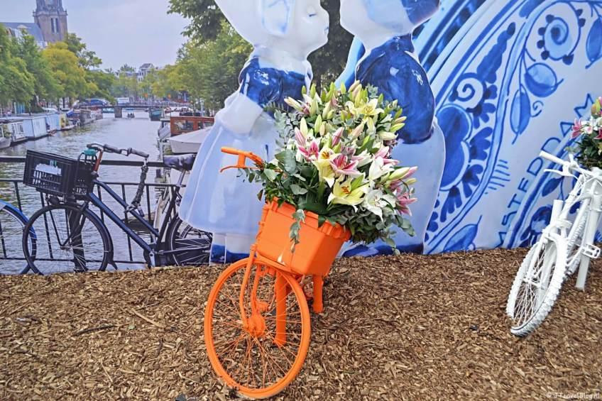 Typisch Nederlands: fietsen
