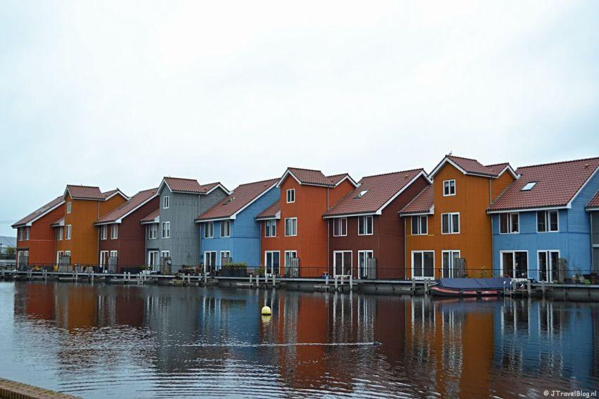 Reitdiephaven in Groningen