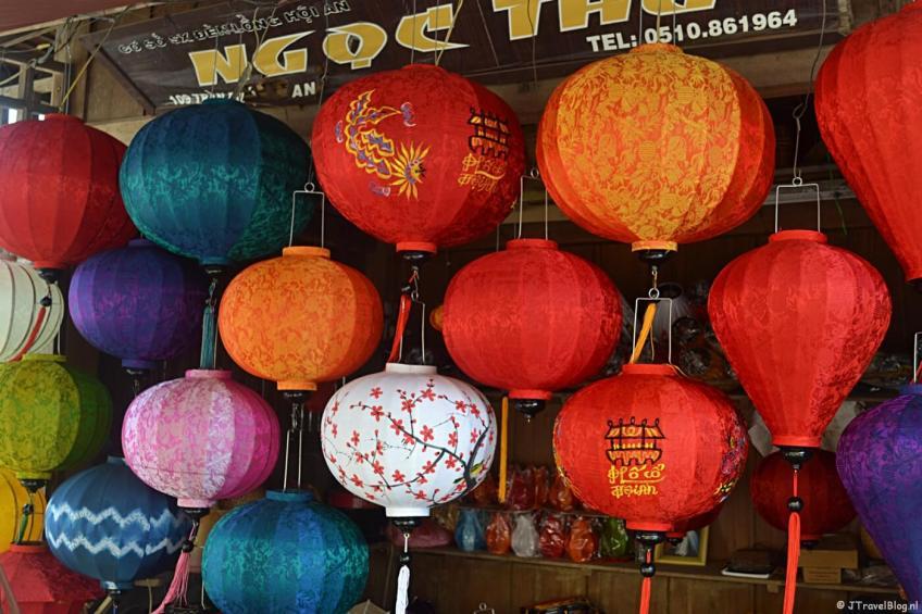 Lampionnen in Hoi An/Vietnam