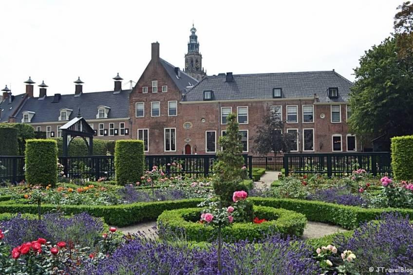 Prinsentuin in Groningen