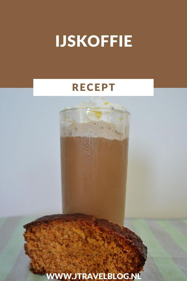 Ik heb een eenvoudig ijskoffie recept voor je online gezet. Heerlijke cafeïneshot met warm weer en simpel te maken. Ik serveer er een plak geglazuurde honingcake bij. Het recept lees je hier. #recept #ijskoffie #geglazuurdehoningcake #jtravel #jtravelblog