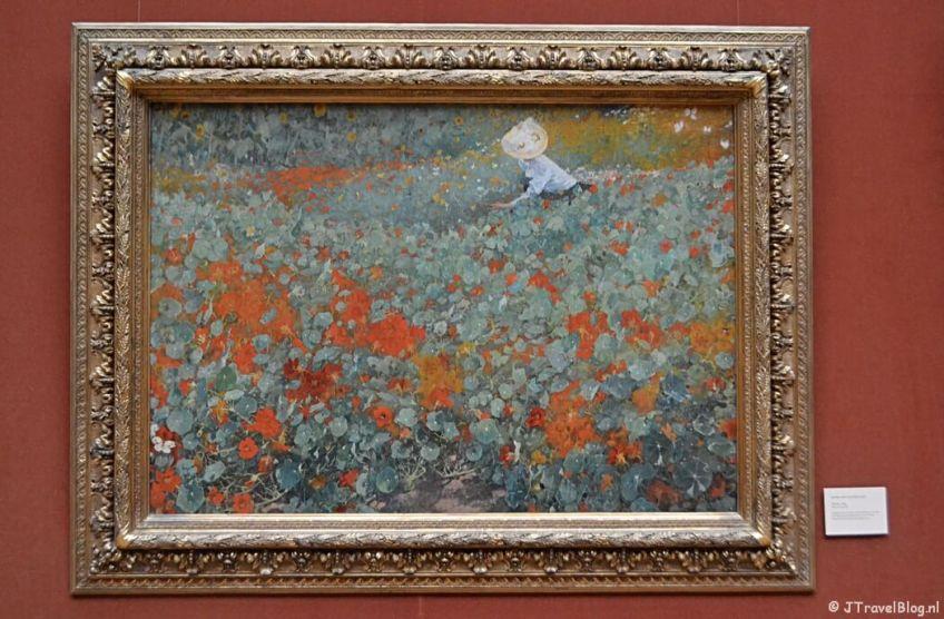 De Tweede Schilderijenzaal van het Teylers Museum in Haarlem