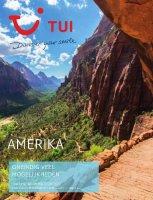 Gratis de Amerika reisgids bestellen bij TUI