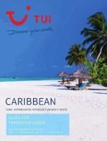 Gratis de Caribbean reisgids bestellen bij TUI