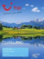 Gratis de Duitsland reisgids bestellen bij TUI