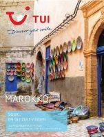 Gratis de Marokko reisgids bestellen bij TUI