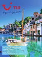Gratis de Spanje vliegvakanties reisgids bestellen bij TUI