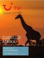 Gratis de Zuidelijk Afrika reisgids bestellen bij TUI