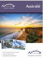 Gratis de Australië reisgids bestellen bij Tenzing